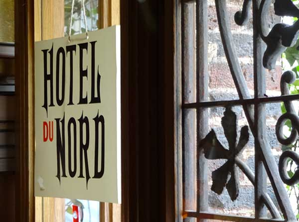 Hotel rue albert thomas